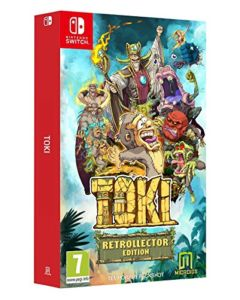Toki Retrollector Edition