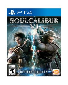 SoulCalibur VI Deluxe Edition US