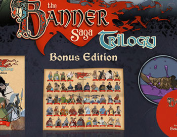 The Banner Saga Trilogy Bonus Edition niebawem na Playstation 4 i Xbox One