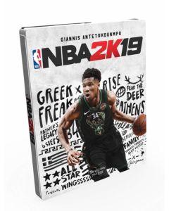 NBA 2K19 Steelbook