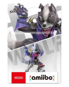 Amiibo Super Smash Bros. – Wolf