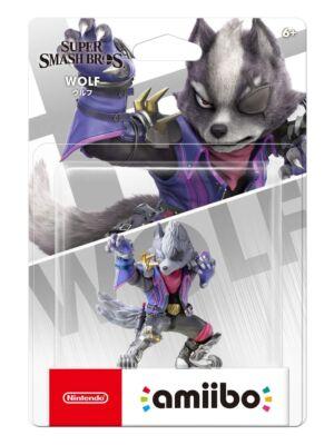 Amiibo Super Smash Bros. – Wolf