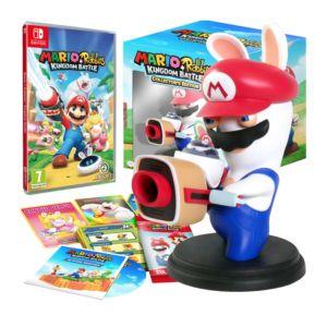 Specjalna edycja Mario + Rabbids: Kingdom Battle ponownie dostępna za 174,99 zł na konsoleigry.pl