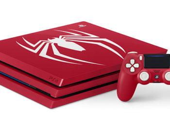 Zaprezentowano limitowane edycje Playstation 4 Marvel's Spider-Man