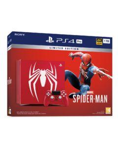 Playstation 4 Pro Limitowana Edycja Spider-Man
