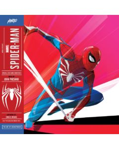 Spider-Man ścieżka dźwiękowa 2xLP