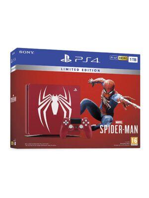 Playstation 4 Slim Limitowana Edycja Spider-Man