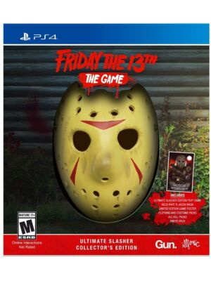 Friday The 13th: The Game Ultimate Slasher Collector's Edition US
