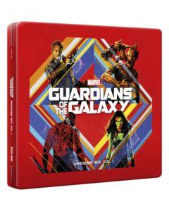 Strażnicy Galaktyki ścieżka dźwiękowa CD Steelbook