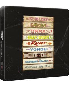 Strażnicy Galaktyki Vol. 2 ścieżka dźwiękowa CD Steelbook