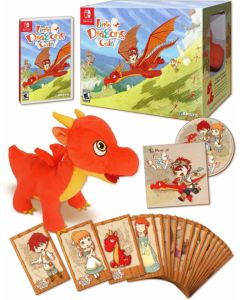 Little Dragons Cafe Limited Edition US