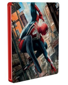 Spider-Man Steelbook
