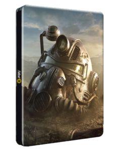 Fallout 76 Steelbook