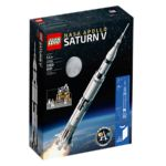 Zestaw Lego 21309 NASA Apollo Saturn V za 370,99 zł w oficjalnym sklepie