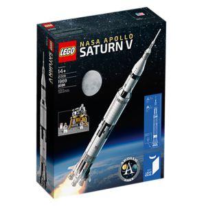 Zestaw Lego 21309 NASA Apollo Saturn V za około 427 zł z wysyłką do Polski