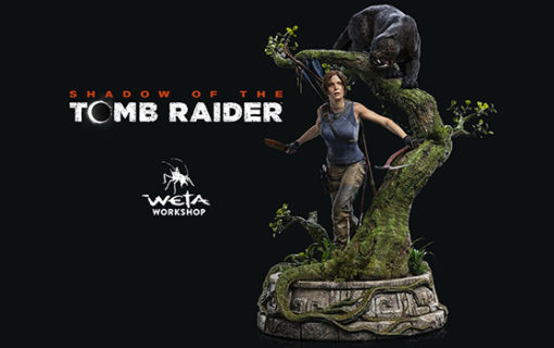 Nowa figurka Lary z Shadow of The Tomb Raider