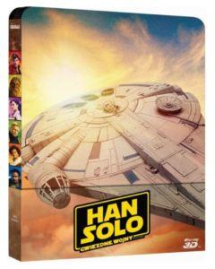 Han Solo: Gwiezdne wojny – historie Steelbook