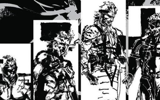 Premiera podwójnego artbooka z Metal Gear Solid