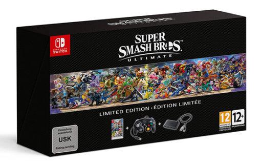 Nintendo zapowiada Super Smash Bros. Ultimate Limited Edition