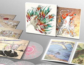 Data Discs przyszykuje piękne wydanie ścieżki dźwiękowej z Okami