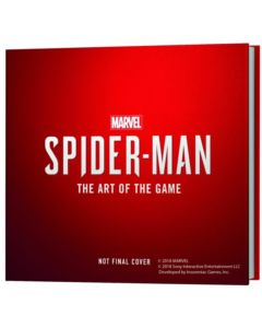 Spider-Man: The Art of the Game