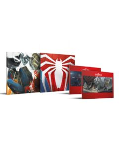 Spider-Man: The Art Of The Game Limited Edition