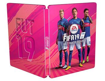 Steelbook FIFA 19 Ultimate Team dostępny w przedsprzedaży