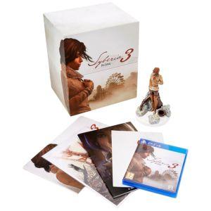 Syberia 3 w kolekcjonerskim wydaniu na Playstation 4 za 200 zł na amazon.fr
