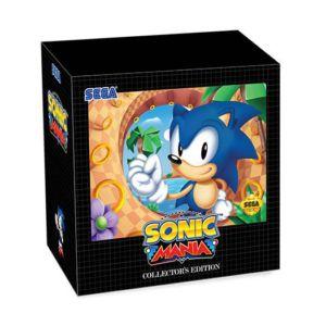 Edycja kolekcjonerska Sonic Mania na Playstation 4 za 250 zł na amazon.co.uk
