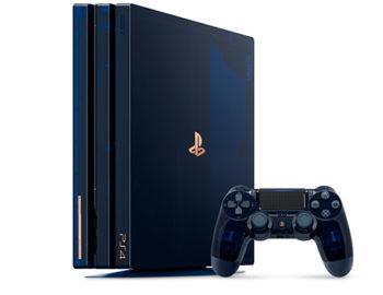 Ruszyła przedsprzedaż limitowanej edycji Playstation 4 Pro 500 Million