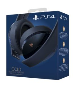 Gold Wireless Headset edycja limitowana 500 Million
