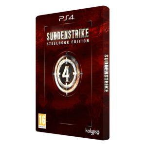Sudden Strike 4 Steelbook Edition na Playstation 4 za 79,90 zł w Ultimie