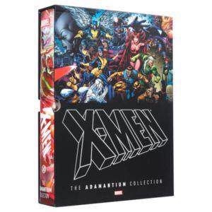 X-Men: The Adamantium Collection + t-shirt za około 308 zł z wysyłką do Polski na Zavvi