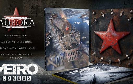 Zapowiedziano specjalne wydanie Metro Exodus: Aurora Limited Edition