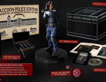 Poznaliśmy zawartość europejskiej kolekcjonerki Resident Evil 2