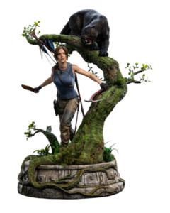 Shadow of the Tomb Raider statua Lara Croft 46 cm