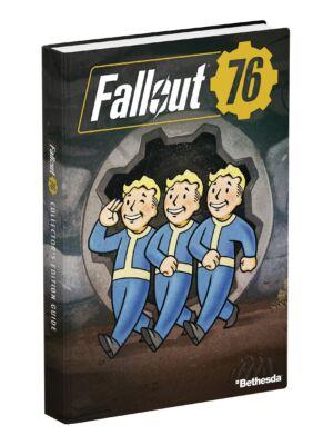 Fallout 76 oficjalny poradnik edycja kolekcjonerska