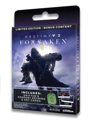 Destiny 2: Porzuceni Legendarna Kolekcja – zestaw bonusów