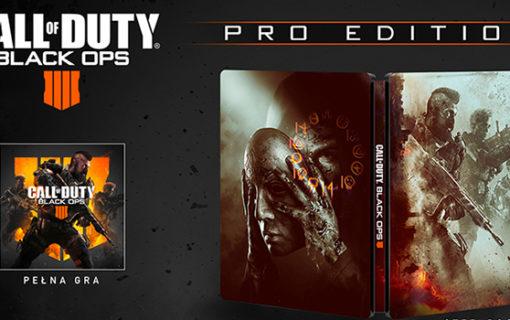 Call of Duty: Black Ops 4 Pro Edition w ofercie polskich sklepów