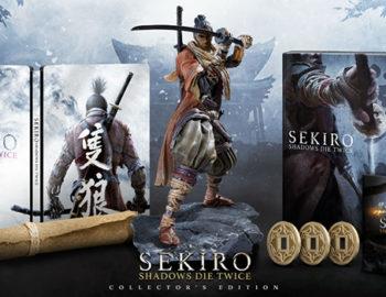 Sekiro: Shadows Die Twice z datą premiery i edycją kolekcjonerską