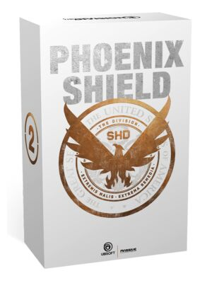 The Division 2 Phoenix Shield