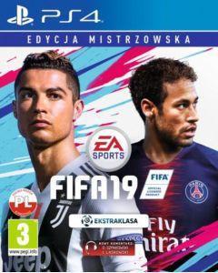 FIFA 19 Edycja Mistrzowska