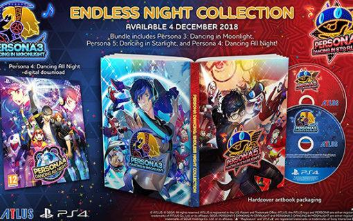 Persona Dancing: Endless Night Collection dostępna w przedsprzedaży