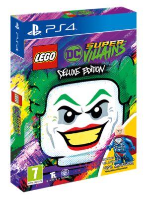 LEGO DC Super-Villains Złoczyńcy Deluxe Edition