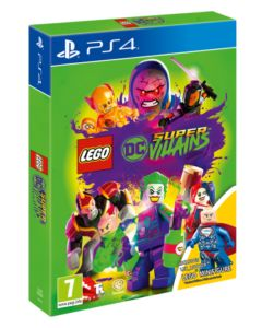 LEGO DC Super-Villains Złoczyńcy Mini-Fig Edition