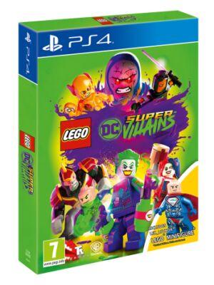 LEGO DC Super-Villains Złoczyńcy Mini-Fig Edition