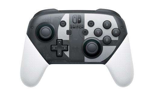 Wraz z Super Smash Bros. Ultimate zadebiutuje nowy Nintendo Switch Pro Controller
