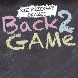 Promocja Back 2 Game w polskich sklepach na zakończenie wakacji