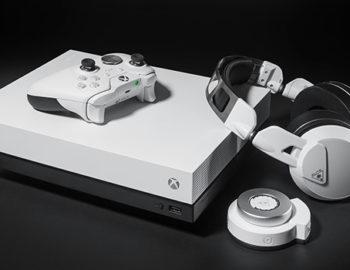 Jeszcze w tym roku do sprzedaży trafią białe edycje konsoli Xbox One X i kontrolera Elite