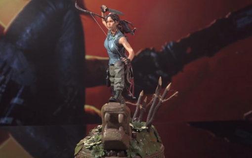 Unboxing kolekcjonerki Shadow of The Tomb Raider Ultimate Edition
